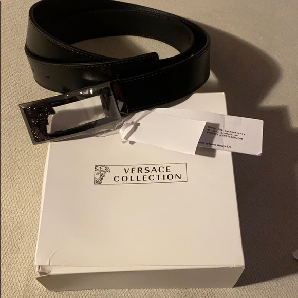Versace Collection Other - Versace collection men's belt